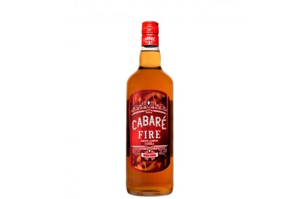 Cabaré Fire Coquetel de Canela 1000 ml