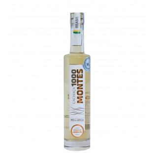 Cachaça 1000 Montes Carvalho Extra Premium 500 ml