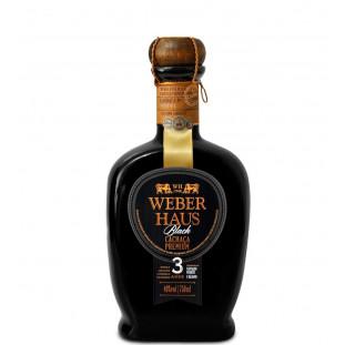 Cachaça Weber Haus Premium Black 750 ml