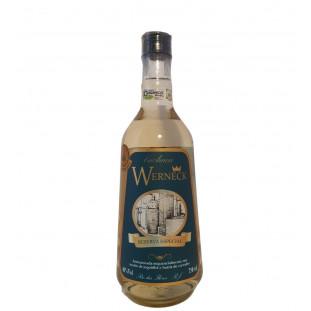 Cachaça Werneck Reseva Especial 750 ml