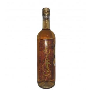 Cachaça Gogó da Ema Tradicional Bálsamo 750 ml