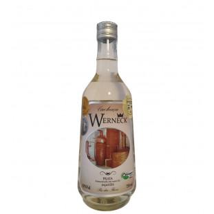 Cachaça Werneck Prata 750 ml
