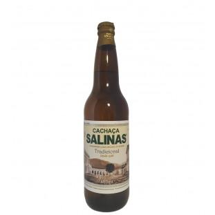 Cachaça Salinas Tradicional 600 ml