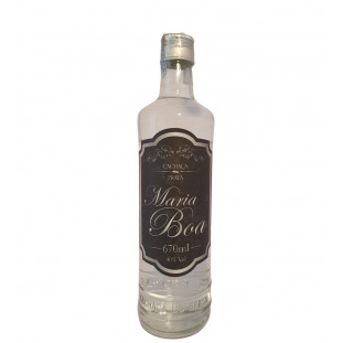 Cachaça Maria Boa Prata 670 ml