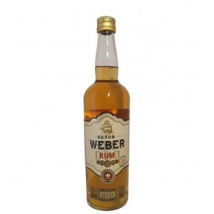 Rum Oro Señor Weber 700 ml