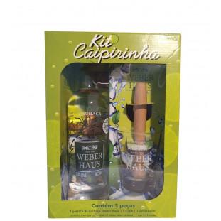 Kit Caipirinha Weber Haus 700 ml