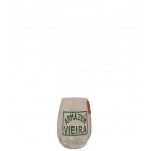Copo Destilado de Cristal Armazém Vieira 50 ml