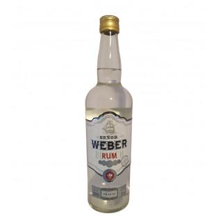 Rum Blanco Señor Weber 700 ml