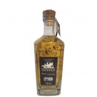 Cachaça Sanhaçu Amburana Extra Premium 750 ml