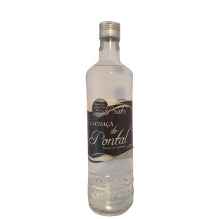 Cachaça do Pontal Prata 670 ml