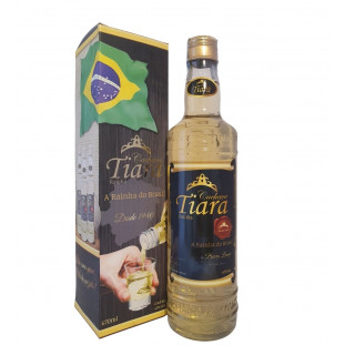 Cachaça Tiara Rainha 670 ml
