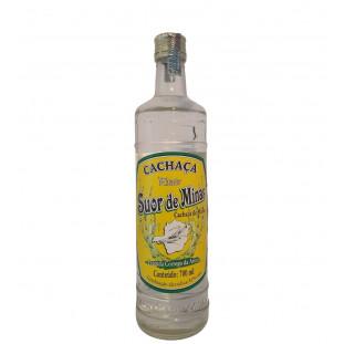 Cachaça Suor de Minas Prata 700 ml