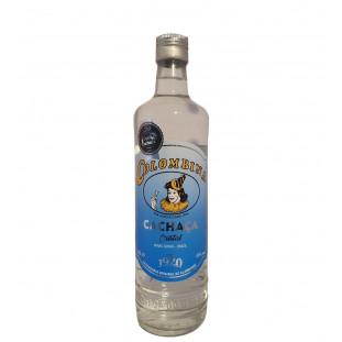 Cachaça Colombina Cristal 700 ml