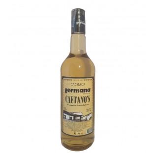 Cachaça Germana Caetano's 1000 ml