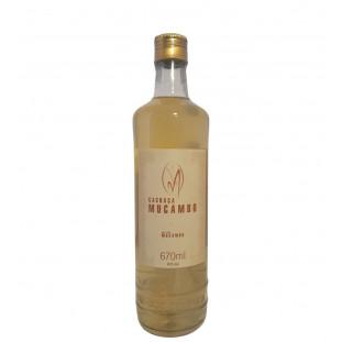 Cachaça Mucambo Ouro 670 ml