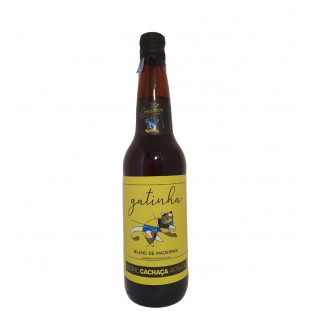 Cachaça Companheira Gatinha 600 ml