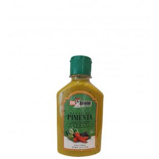 Molho de Pimenta Cremoso com Azeitonas 200 ml