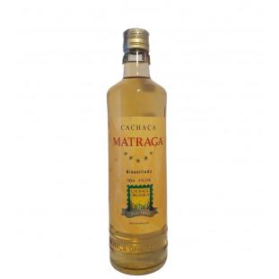 Cachaça Matraga Ouro 700 ml