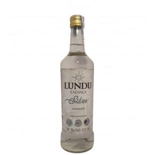 Cachaça Lundu Silver 700 ml