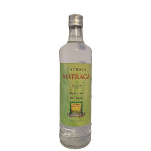 Cachaça Matraga Prata 700 ml