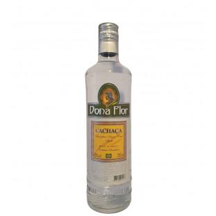 Cachaça Dona Flor Prata 700 ml