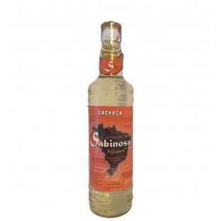 Cachaça Sabinosa Bálsamo 670 ml