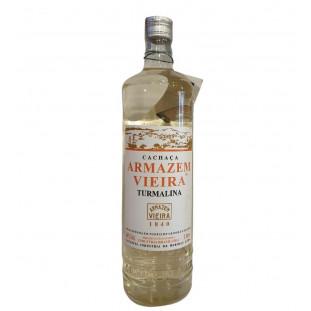 Cachaça Armazém Vieira Turmalina 1000 ml