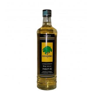 Cachaça Coqueiro Ouro 700 ml