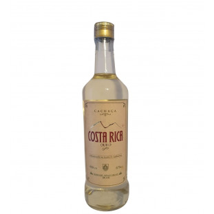 Cachaça Costa Rica Amburana 700 ml