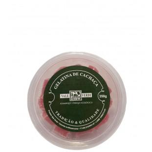 Gelatina de Cachaça Vale Verde 350 g