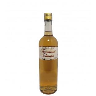 Cachaça Harmonie Schnaps Premium Blend 2 Madeiras 700 ml