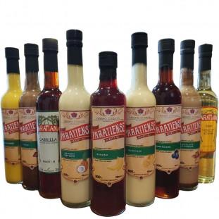 Kit Paratiense Sabores 500 ml