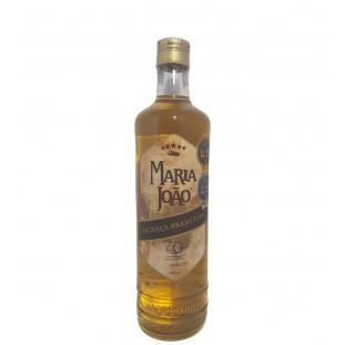 Cachaça Maria João Ouro 700 ml