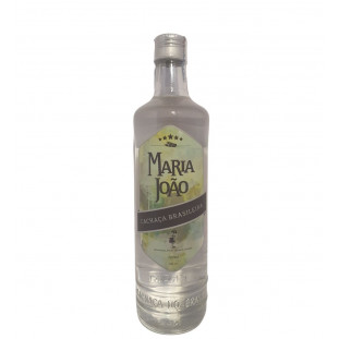 Cachaça Maria João Prata 700 ml