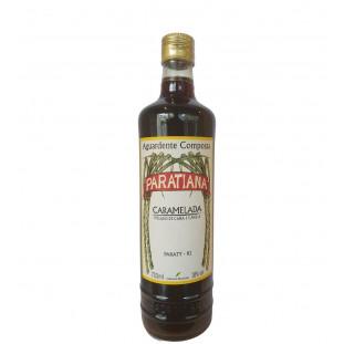Aguardente Paratiana Caramelada 700 ml