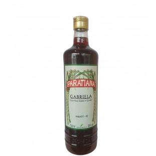 Aguardente Paratiana Gabriela 700 ml