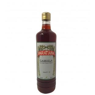 Licor Paratiana Gabriela 700 ml