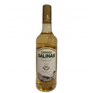 Cachaça Salinas Tradicional 1000 ml