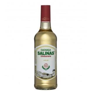 Cachaça Salinas Umburana 1000 ml
