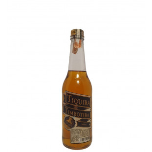 Aguardente Tiquira Timbotiba Ouro 355 ml