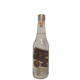 Aguardente Tiquira Timbotiba Prata 355 ml
