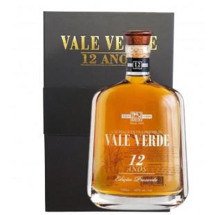 Cachaça Vale Verde Extra Premium 12 anos 700 ml - Edição Presente