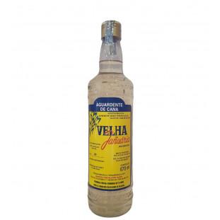 Cachaça Velha Januária 670 ml