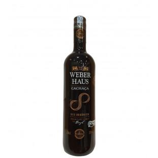 Cachaça Weber Haus Orgânica Gold C 8 750 ml